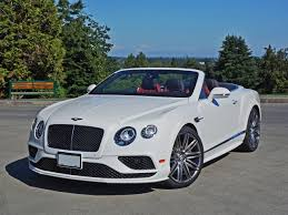 bentley continental convertible 2016 bentley continental gt convertible speed road test review
