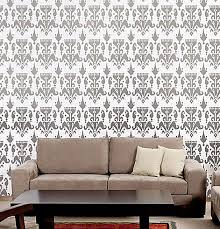 wall stencils stencils ikat stencil patterns for easy diy decor