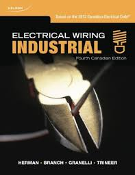 electrical wiring industrial by stephen l herman