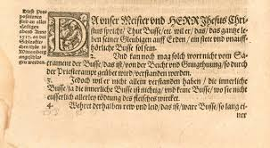 martin luther 95 thesis file 95 thesen erste seite jpg wikimedia commons file 95 thesen erste seite jpg