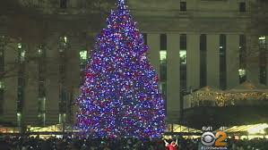 bryant park to hold tree lighting event cbs new york