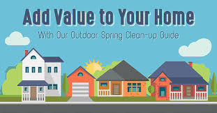 spring clean use this spring clean up guide to enhance your home u0027s curb appeal