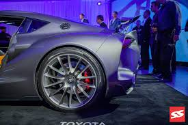 How Much Does The Toyota Ft1 Cost Graphite Toyota Ft 1 Second Concept Coming To Pebble Beach