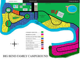 Michigan Wineries Map by Big Bend Campground Standish Michigan