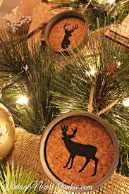 oh deer mason jar christmas ornaments u0026 a gift card giveaway