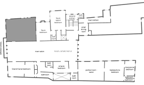 second empire floor plans marchesa grand canal rental apartments in venicevenice prestige