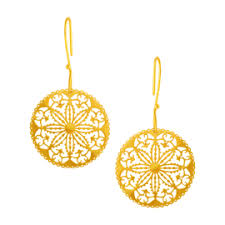 earrings images gold earrings online gold earrings for women p c chandra