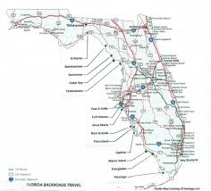 florida towns map florida end of road towns where characters to gather