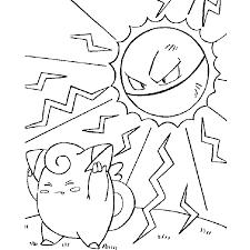 coloriage pokemon x et ex az coloriage