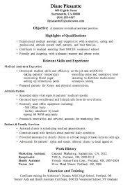Sample Resume For Bilingual Teacher by Healthcare Medical Resume Medical Receptionist Resume Free