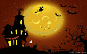 generic halloween background 2012 october