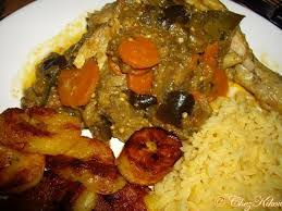 la cuisine africaine poulet à l africaine façon kikou chez kikou