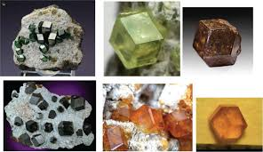 a tale of two garnets the role of solid solution in the