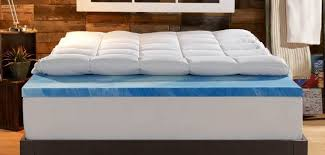 Sleep Innovations Touch Of Comfort Sleep Innovations 4 Inch Dual Layer Mattress Topper Hack To Sleep