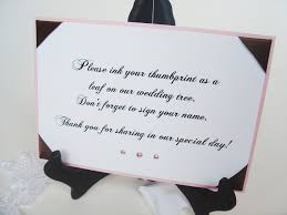 sign in guest book wedding sign for fingerprint guestbook search guest