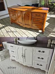 Sinks Bathroom Vanity by 176 Best Old Dressers U0026sideboardsturn Into Bathroom Vanity Images