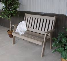 Recycled Plastic Patio Furniture Garden Bench White Plastic Patio Table Plastic Lawn Chairs Resin