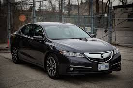 nissan acura 2015 review 2015 acura tlx v6 elite sh awd canadian auto review