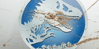 Jurassic World Map by Jurassic World
