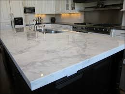 Concrete Countertops Kitchen Kitchen Engineered Quartz Countertops Types Of Materials For