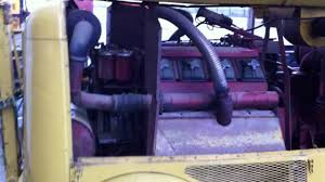 1971 atlas copco prh 425 compressor deutz engine test youtube