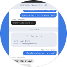 chat android live chat for android android livechat app