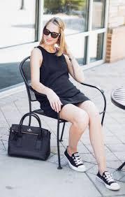 black dress and converse black dress pants