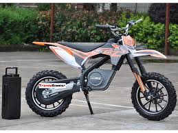electric motocross bikes mototec 24v 500w electric dirt bike