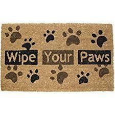 Coco Doormat 52 Best Door Mats For Dog Lovers Images On Pinterest Door Mats