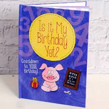 Personalised Keepsake Story Book For Children By My Is It My Birthday Yet Simply Personalized