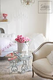 romantic living room styling a romantic living room for valentine s day shabbyfufu com