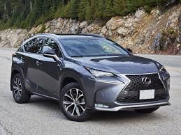 lexus nx200 performance 2015 lexus nx 200t f sport road test review carcostcanada