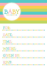 free printable baby shower invitations templates horsh beirut