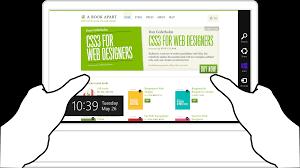 new rule every desktop design has to go finger friendly big medium