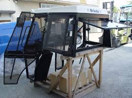 cabine per trattori usate cabine
