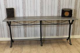Stone Console Table Stone Top Pub Table Console Table