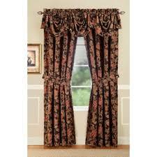 Black Floral Curtains Black Floral Curtains Drapes You Ll Wayfair