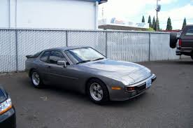 porsche 944 silver 1985 porsche 944 information and photos momentcar