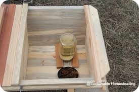 How To Make A Top Bar Beehive How To Install A Bee Package In A Top Bar Hive Sustainable