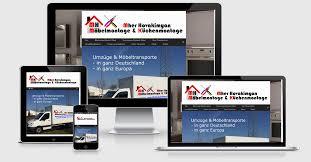 website design erstellen homepage erstellen lassen design beispiele regese