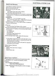 2004 2007 kawasaki vulcan 2000 motorcycle service manual 99924