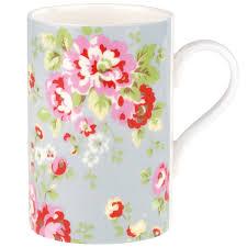 Gifts Under 15 Spray Flowers Cedar Mug Cathkidston Decor