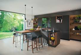 line kitchen fitted kitchens from team 7 architonic
