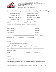 application for sponsorship template mughals