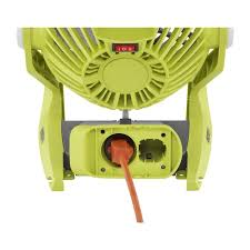 ryobi fan and battery 18v one hybrid fan ryobi tools