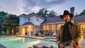 pictures of chuck norris house house decor