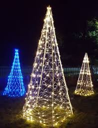 large outdoor 3m 10ft led tree tower oxf with