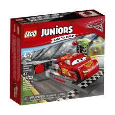 Disney Clothes For Juniors Lego Juniors Disney Pixar Cars 3 Lightning Mcqueen Speed Launcher