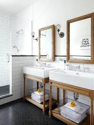 mosaic tiles bathroom ideas our 50 best scandinavian black tile bathroom ideas houzz black tile