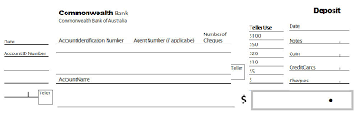 bank deposit form template expin franklinfire co